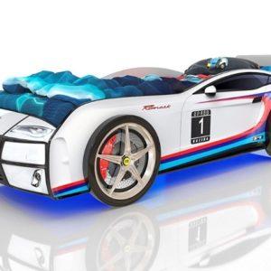 Кровать-машина Kiddy М-Спорт
