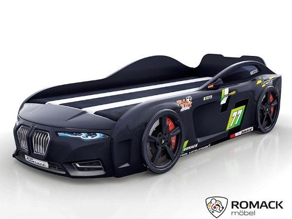 Кровать-машина Romack Renner-2 (2019) Черная