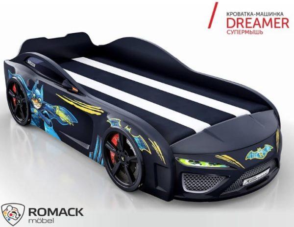 Кровать-машина Dreamer 2019 ЗВЁЗДНЫЙ ШТУРМОВИК