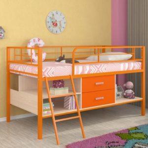 Кровать-чердак Севилья - Мини Я