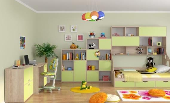 Детская комната Дельта - Композиция 3 СМ