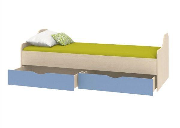 Нижняя кровать Дельта - 18.01 СД
