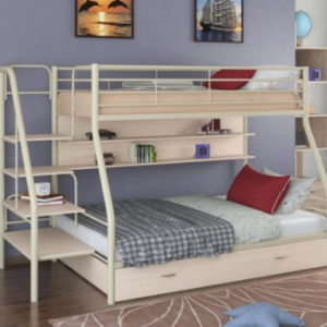 Двухъярусная кровать Толедо 1 ПЯ