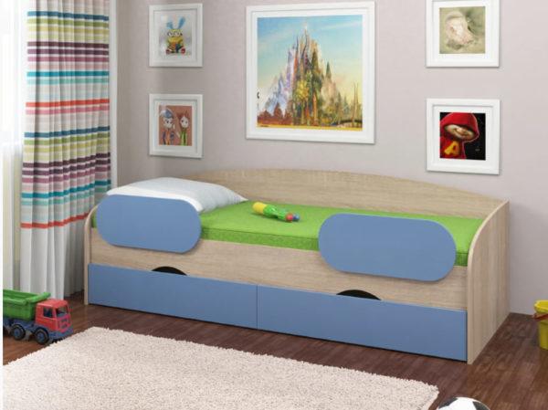 Кровать нижняя Соня-2