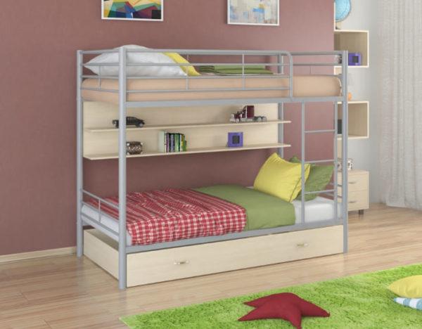 Двухъярусная кровать Севилья - 3 ПЯ