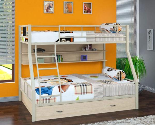 Двухъярусная кровать Гранада - 1 ПЯ