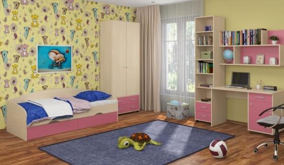 Детская комната Дельта - Композиция 12