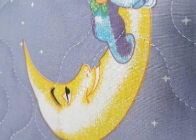Детский матрас Dreamline Baby Holl 60х120х10