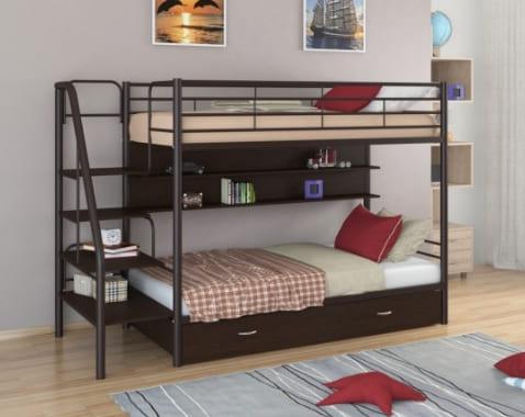 Двухъярусная кровать Толедо ПЯ