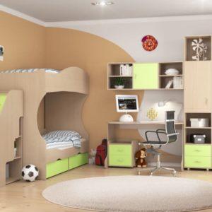 Детская комната Дельта - Композиция 5 ДС