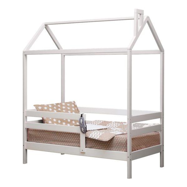 Кровать домик с высоким бортиком