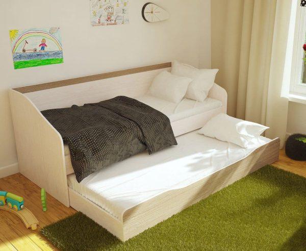 Выдвижная кровать Паскаль