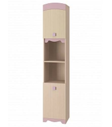 Шкаф для книг Пинк