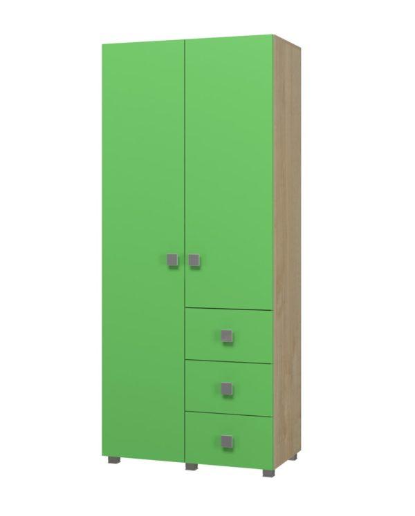 Шкаф для одежды Лайф с ящиками